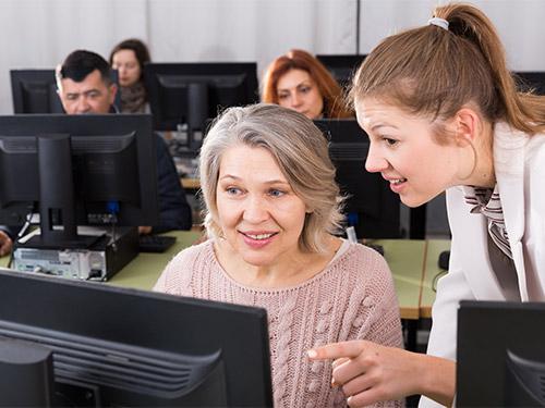 Computer-Weiterbildung für Arbeitnehmer