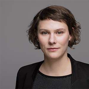 Portraitfoto Anna Gilsbach