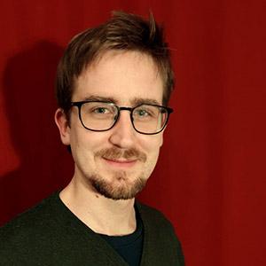 Portraitfoto Hans Hosten
