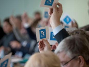 """Abstimmung TK-Verwaltungsrat, Quelle """"Techniker Krankenkasse"""""""
